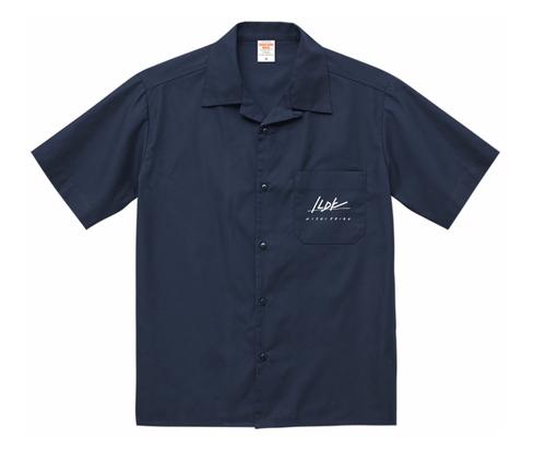 【西恵利香】1LDK Shirts (Open Collar)