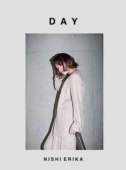 【西恵利香】会場限定 PHOTO BOOKLET +CD「DAY」