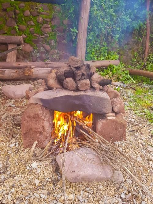 "Culinary experience ""PACHAMANCA"" | 8K year Inca BBQ style dish"