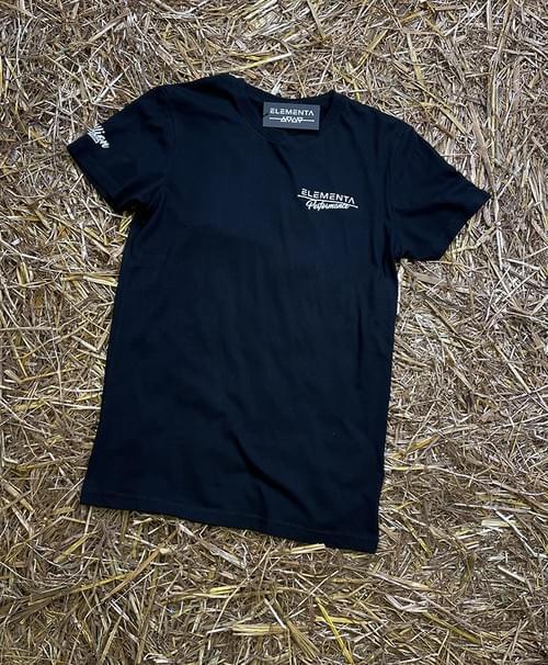 CMG Black T-Shirt for men