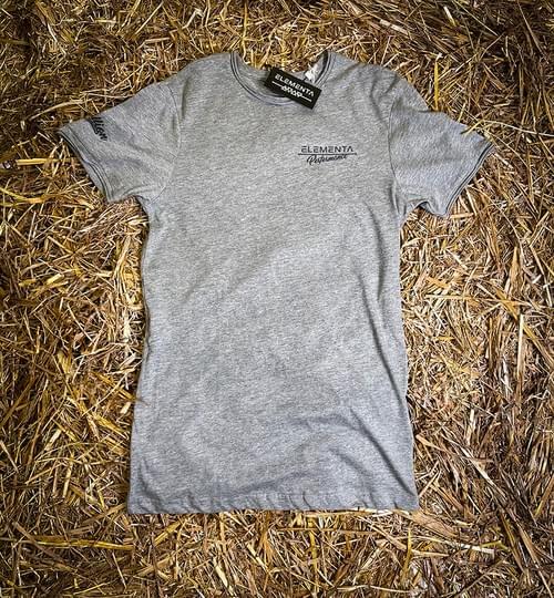 Phantom Face Grey T-shirt for ladies