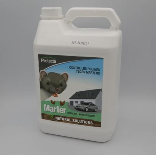 Marter - spray aérosol anti fouines