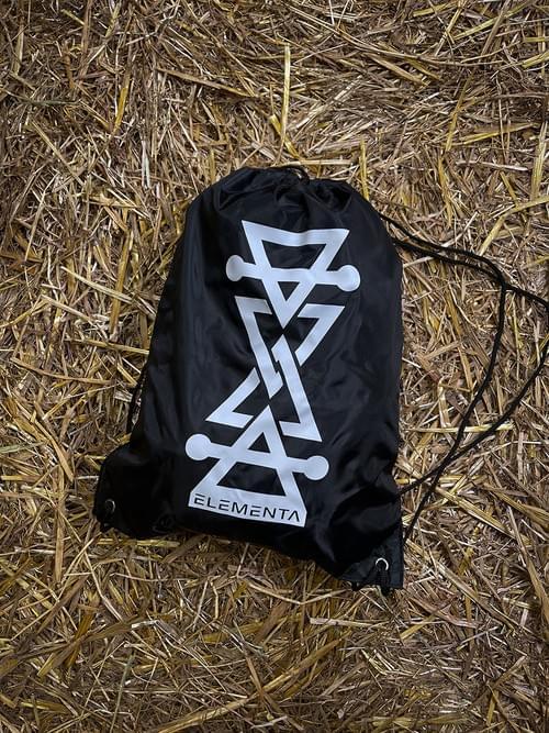 ELEMENTA Black Soft Bag
