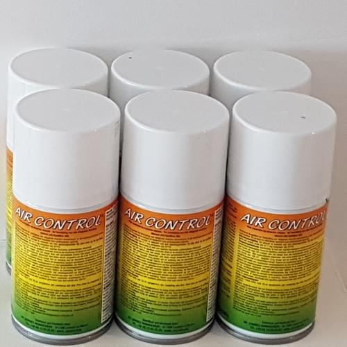 PACK DE 6 AEROSOLS 250 ml AIR CONTROL PYRETHRE