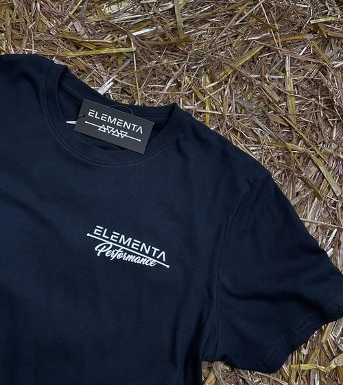 CMG Black T-shirt for ladies