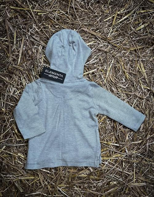 Buttons hoodie