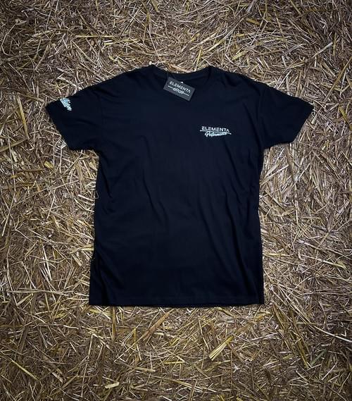Phantom Face Black T-shirt for men