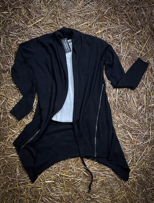 Black Cardigan for ladies