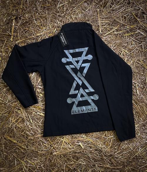 ELEMENTA Softshell jacket for men