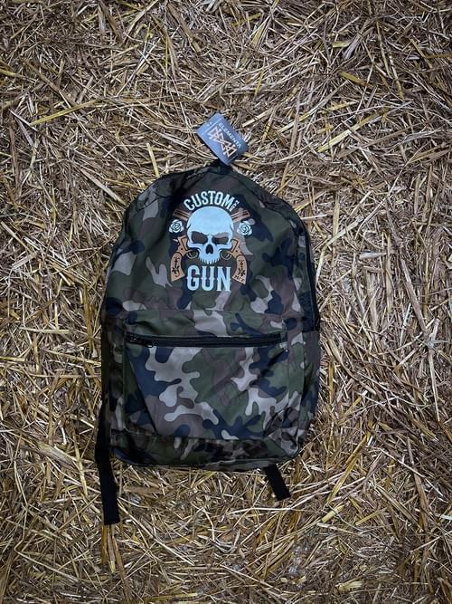 Camo CMG Print Backpack