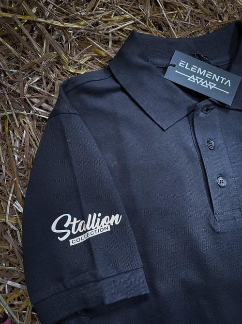 CMG Grey Polo shirt for men