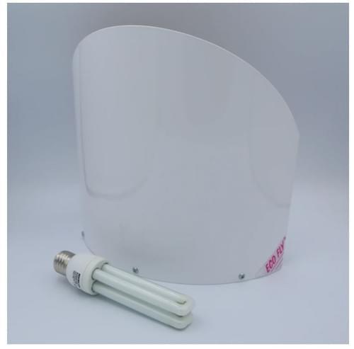 Désinsectiseur Électrique Eco Fly Blanc