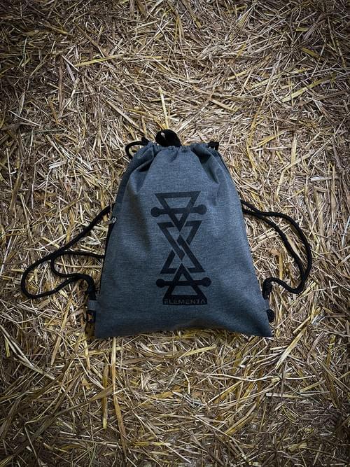 ELEMENTA Grey Soft Bag