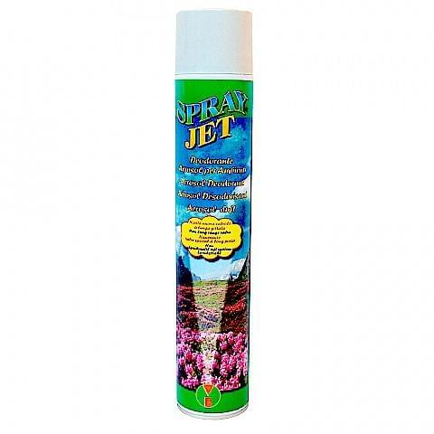 Spray jet déodorant (750ml)