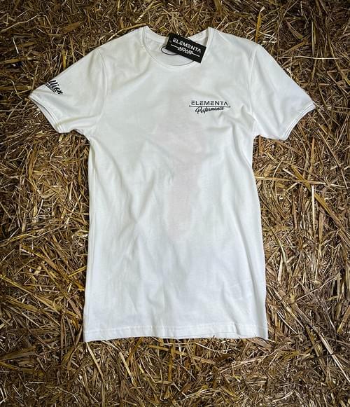 Phantom Face White T-shirt for ladies