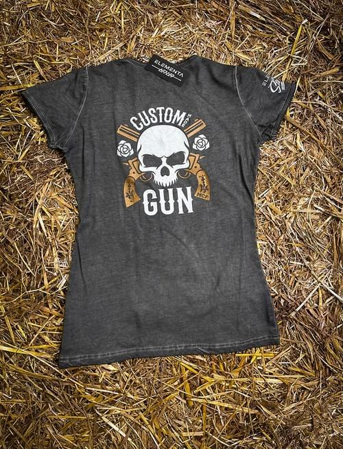 CMG Graphite T-shirt for ladies