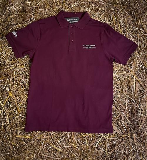 Ebony Trashya Polo shirt for men