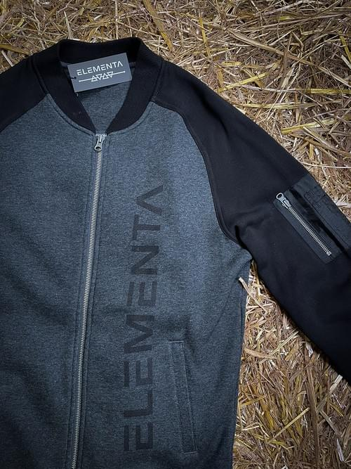 ELEMENTA zipped sweatshirt for men