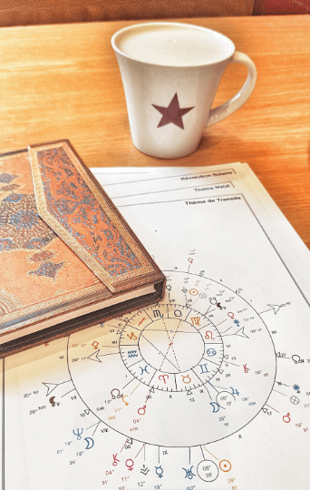 Etude astrologique complète : Thème natal + énergies du moment