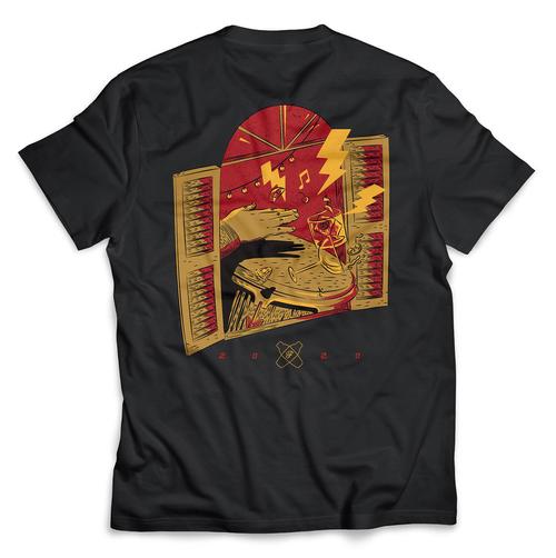 "SanSe 2020 Limited Edition T-shirt: ""Botar la Salsa por la Ventana"""