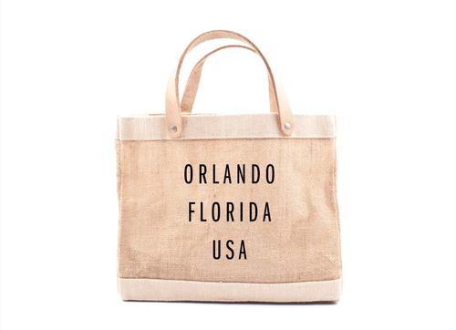 Apolis Tote Bag @ The Greenery Creamery