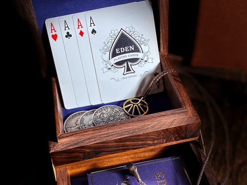 EDEN PLAYING CARDS ~Blue Edition~
