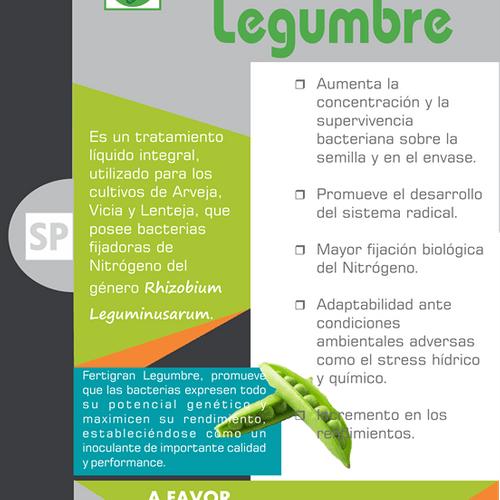 Inoculante Bio para legumbres + PGPM