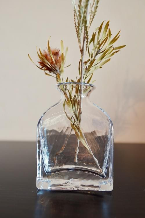 glass flower vase  ♯02