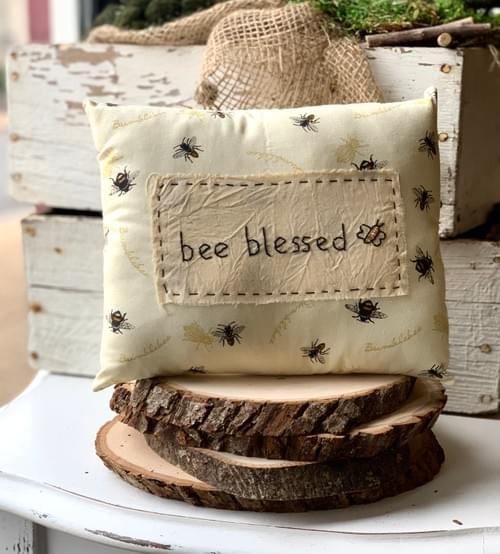 Pillow - Bee Blessed
