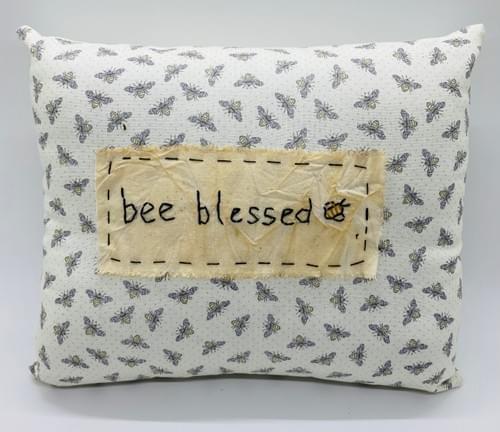 Bee Pillows