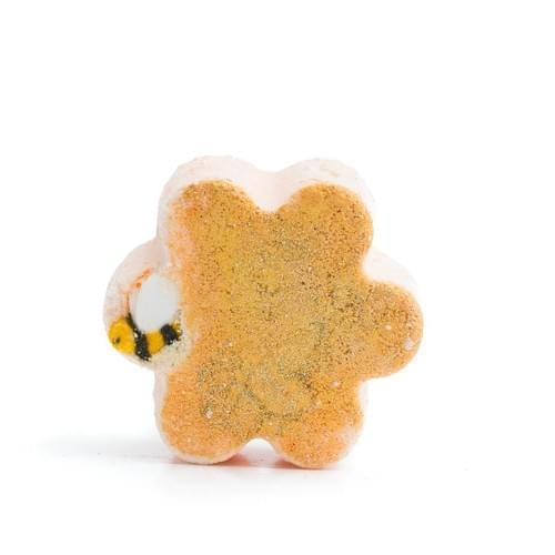 Peach + Honey (Bee) Bath Bomb