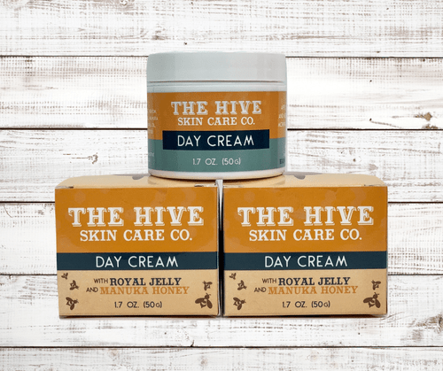 The Hive Day Cream 1.7oz (50g) by Harold's Famous Bee Co.