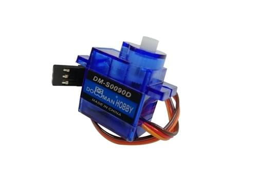 9G Micro Servo Motor 360 Degrees