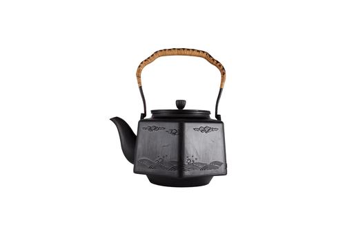 TAKU Cast Iron Teapot - Bright Sky 1.6L