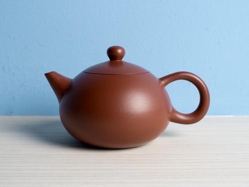 Handmade Zisha Clay Teapot by Wu Chen-ta (#ZCT0001)