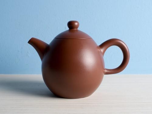 Handmade Zisha Clay Teapot by Wu Chen-ta (#ZCT0002)