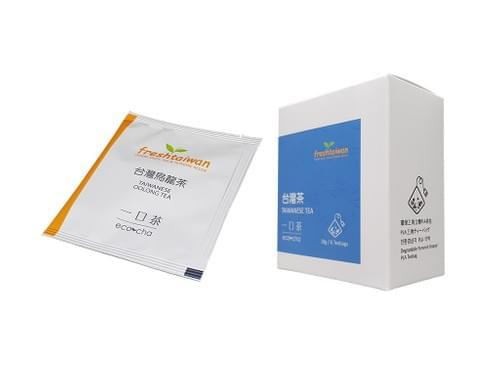 金萱烏龍茶原葉三角立體充氮PLA茶包