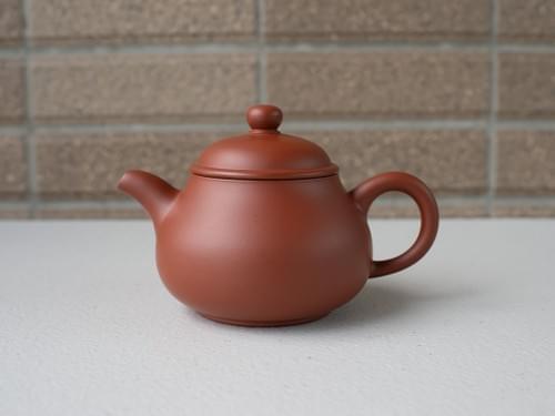 Handmade Zisha Clay Teapot by Wu Chen-ta (#ZCT0015)