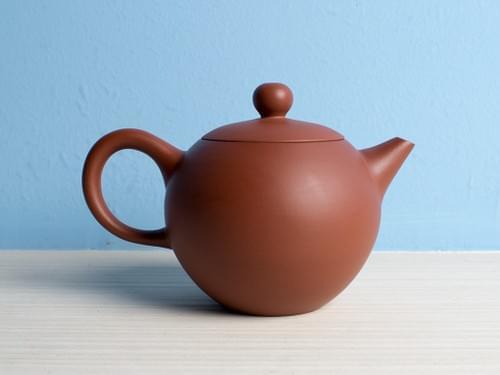 Handmade Zisha Clay Teapot by Wu Chen-ta (#ZCT0005)
