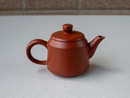 Mini Handmade Zisha Clay Teapot by Wu Chen-ta (#ZCT00010)
