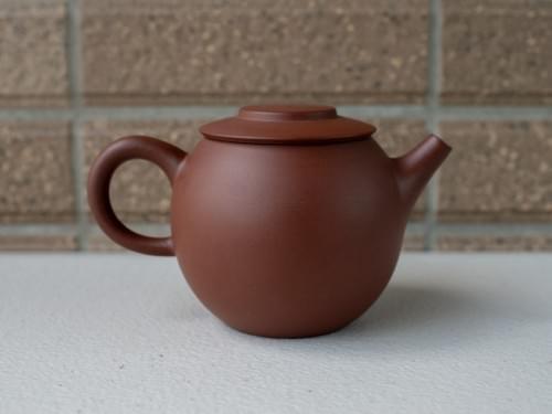 Handmade Zisha Clay Teapot by Wu Chen-ta (#ZCT0008)