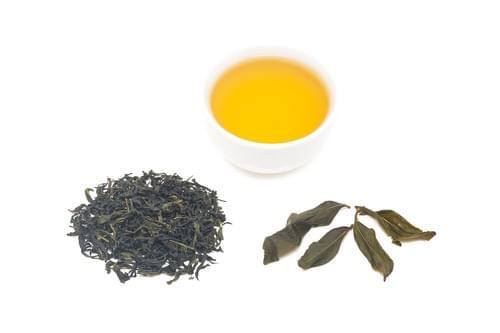 一口茶文山包種茶(ほうしゅちゃ)