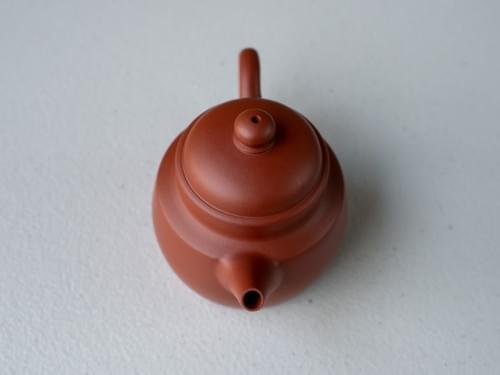 Handmade Zisha Clay Teapot by Wu Chen-ta (#ZCT0013)