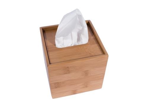 Square Tissue Paper Box
