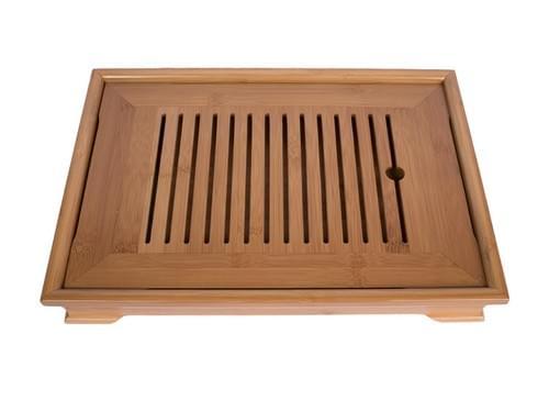 Classic Big Bamboo Tea Tray