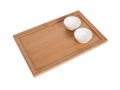 竹製茶托(杯盤)(S 小、M 中、L 大)