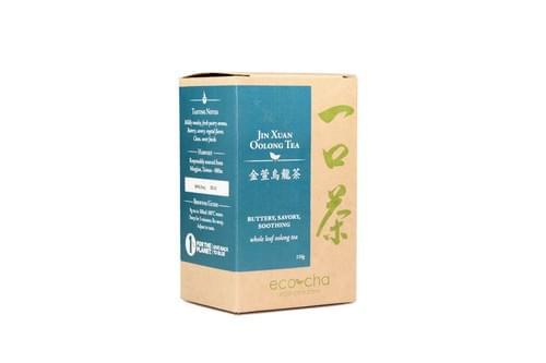一口茶金萱烏龍茶(ウーロン茶)