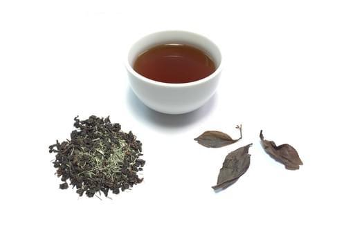 Eco-Farmed Lemongrass Black Tea