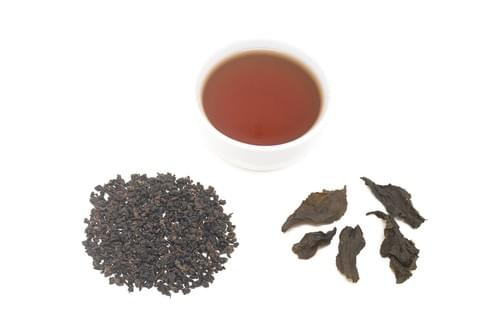 一口茶鉄観音烏龍茶(テッカンノウウーロン茶)