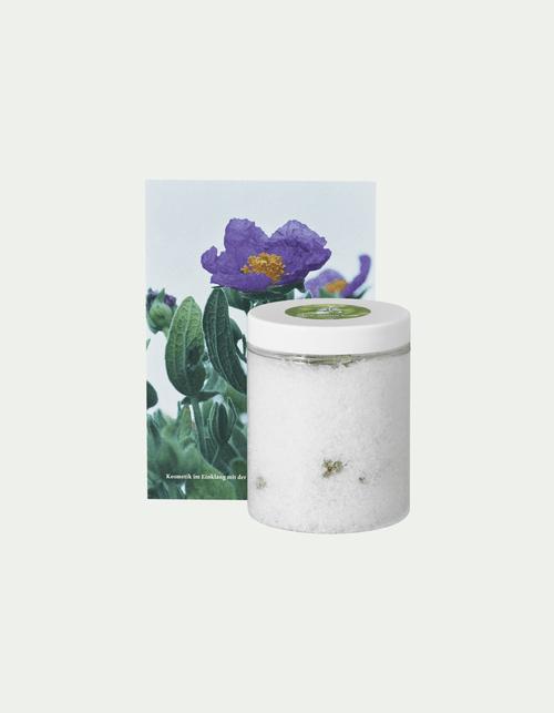 Bain Vert à la plante de Ciste, 300ml / 750ml
